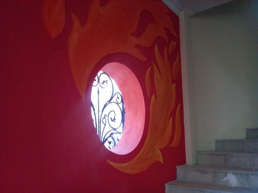 طرح جدید نقاشی ساختمان