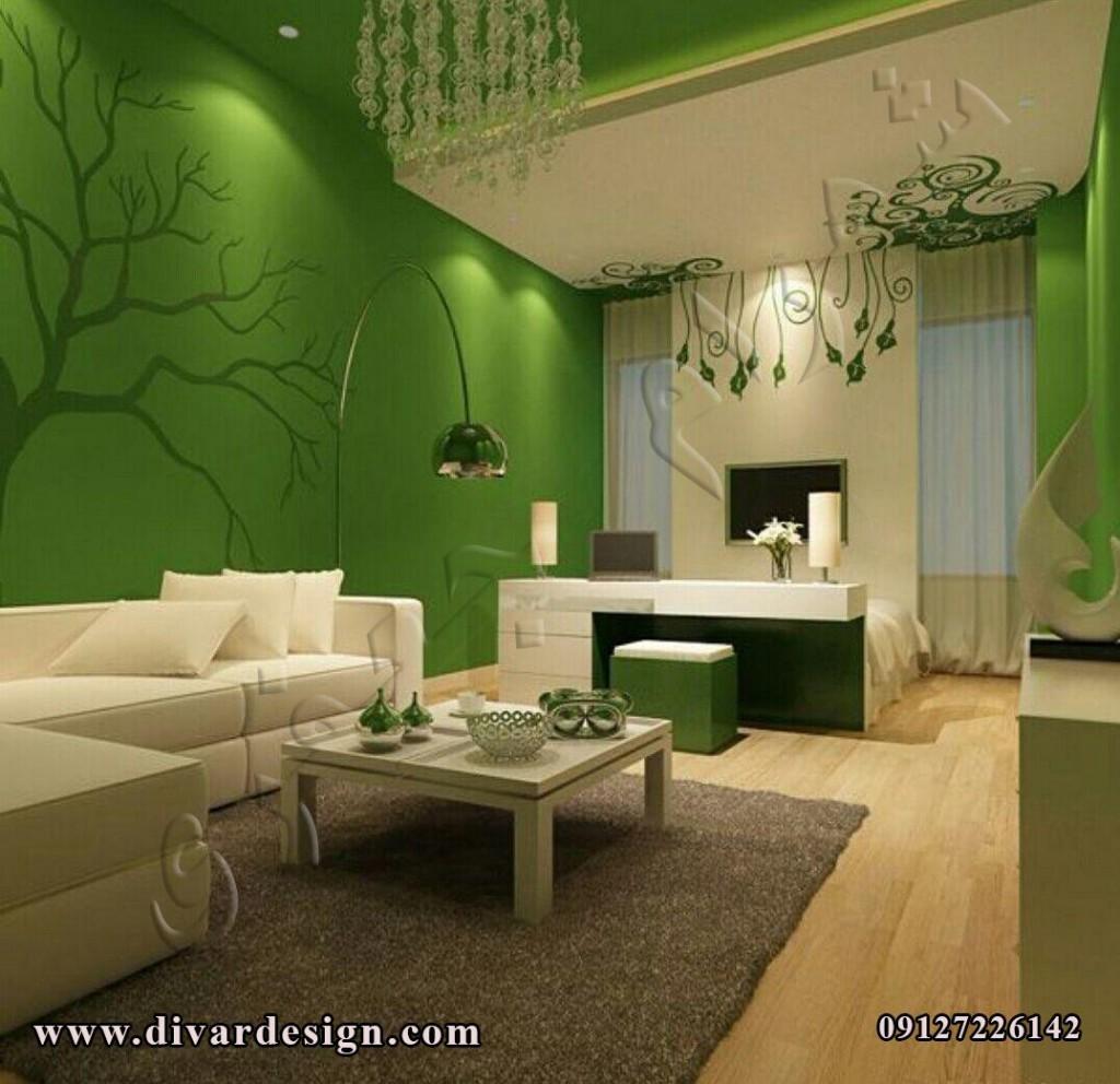 رنگ سبز در روانشناسی رنگ ها